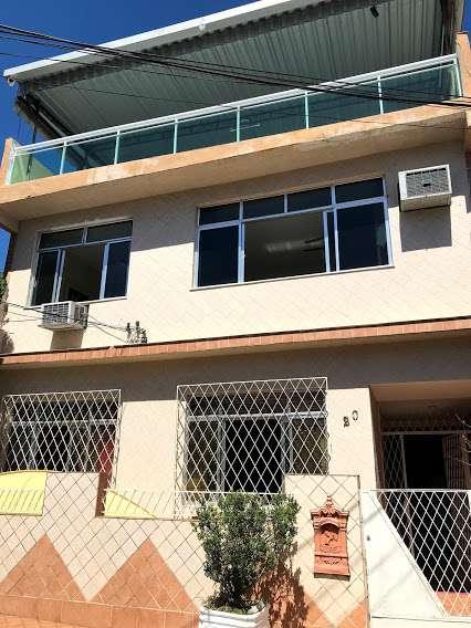 FOTO 1 - Casa de Vila à venda Rua Pedro Teles,Praça Seca, Rio de Janeiro - R$ 480.000 - RF220 - 1
