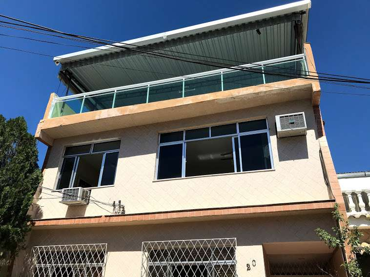 FOTO 3 - Casa de Vila à venda Rua Pedro Teles,Praça Seca, Rio de Janeiro - R$ 480.000 - RF220 - 4