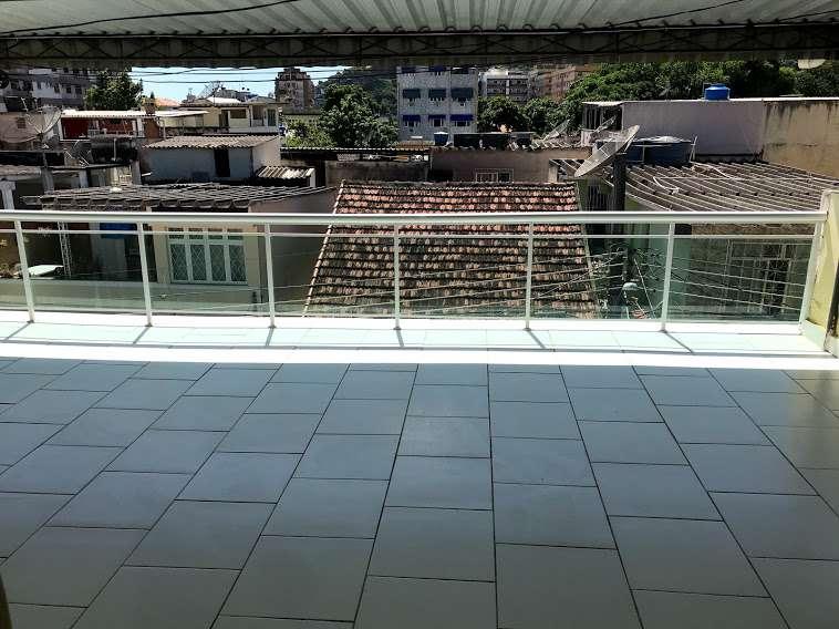 FOTO 25 - Casa de Vila à venda Rua Pedro Teles,Praça Seca, Rio de Janeiro - R$ 480.000 - RF220 - 26