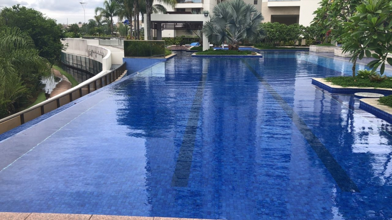 Piscina  - Fachada - Royal Blue - 114 - 7