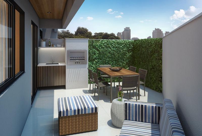 Varanda Gourmet - Fachada - Highline - 116 - 10