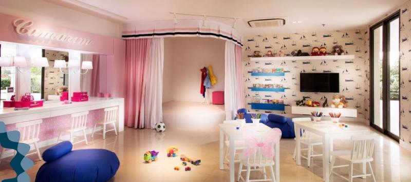 Espaço Infantil - Fachada - Ilha Pura - Saint Michel - 122 - 11