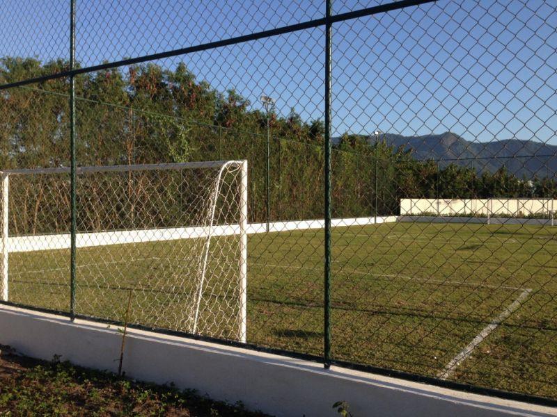 Campo de Futebol - Fachada - Alphagreen  - 18 - 11