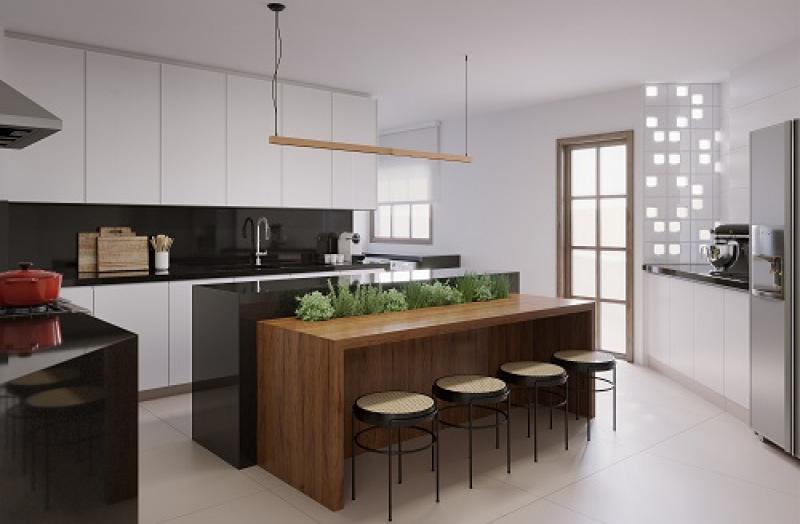Apartamento Garden - Unidade 1 - Fachada - Venâncio Flores - 27 - 3