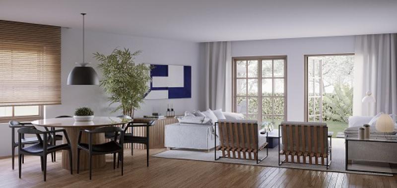 Apartamento Garden - Unidade 1 - Fachada - Venâncio Flores - 27 - 4