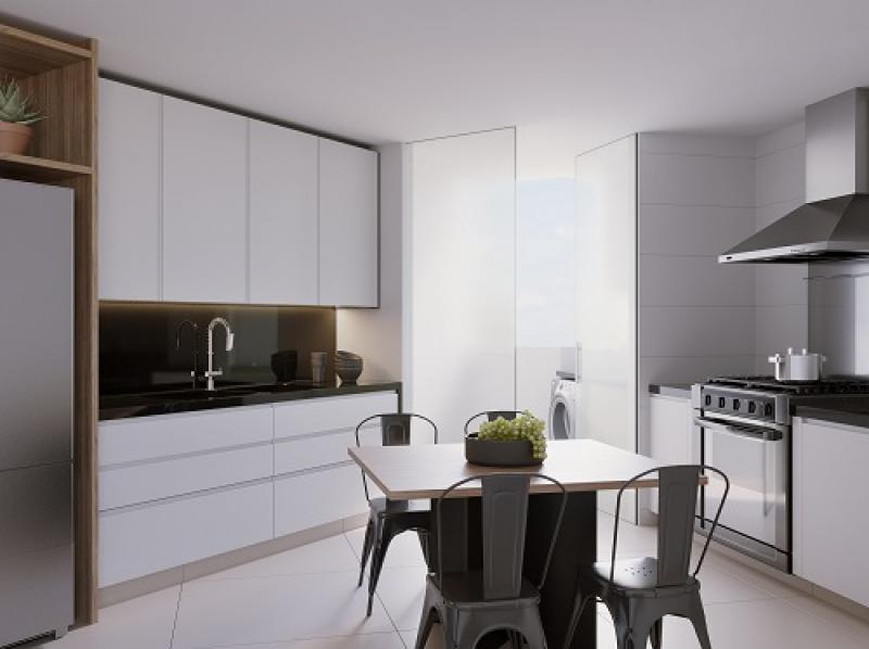 Apartamento Tipo - Col. 01 - C - Fachada - Venâncio Flores - 27 - 8