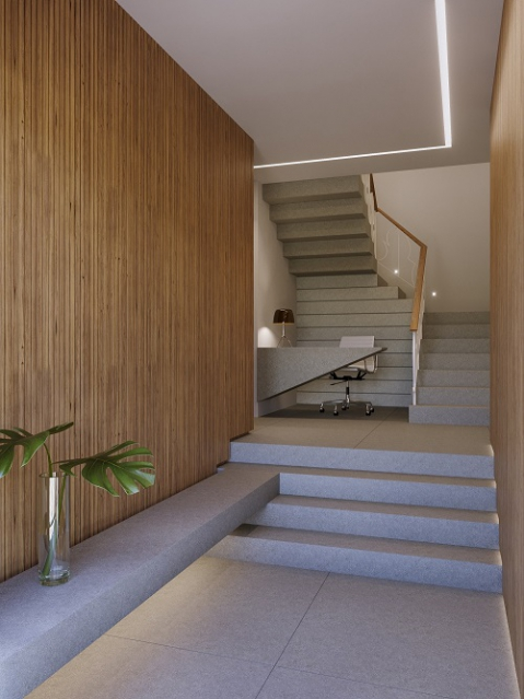 Hall de Entrada - Fachada - Venâncio Flores - 27 - 14