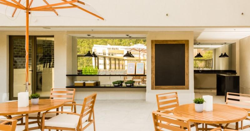 Bar da Piscina - Fachada - VINTAGE WAY RESIDENCE AND SERVICE - 46 - 1