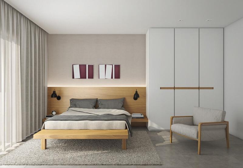 Suite - Fachada - Recanto Residencial - 47 - 13