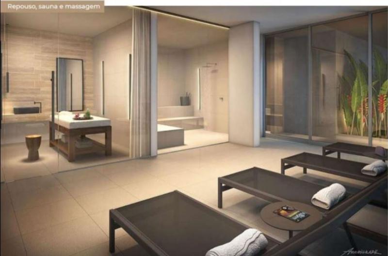 Repouso, sauna e massagem - Fachada - Residencial Payssandu - 56 - 10