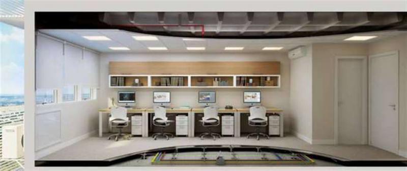 Sala Comercial - Fachada - Carioca Offices - 64 - 7