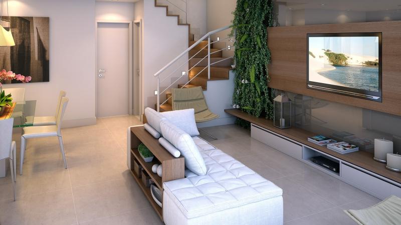 Sala - Fachada - Contemporâneo Design Resort - 76 - 5