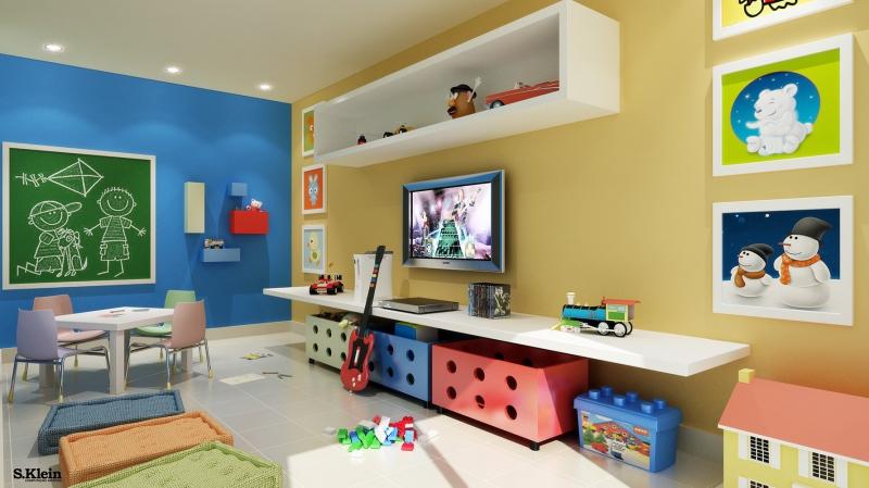 Brinquedoteca - Fachada - Contemporâneo Design Resort - 76 - 17