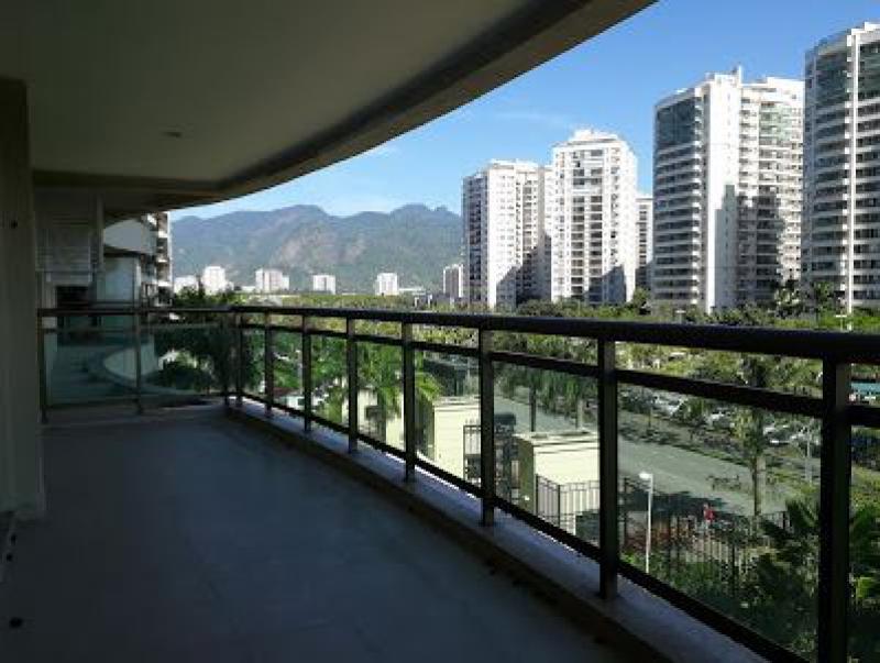 Vista Varanda - Fachada - Cidade Jardim Jacarandá - 85 - 1