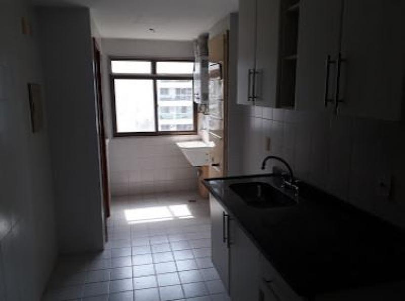 Cozinha com Área - Fachada - Rio 2 - Veneza - 91 - 4