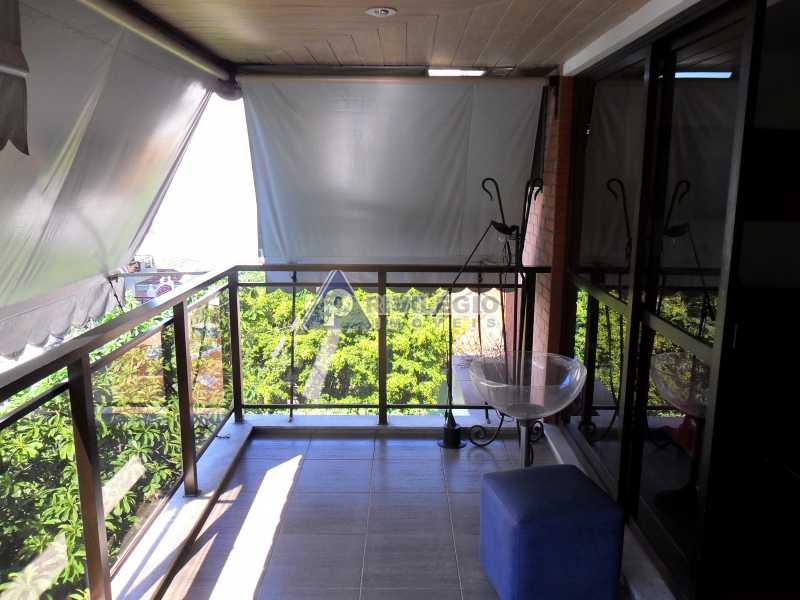 SAM_0145 - Apartamento À VENDA, Botafogo, Rio de Janeiro, RJ - BTAP30738 - 7