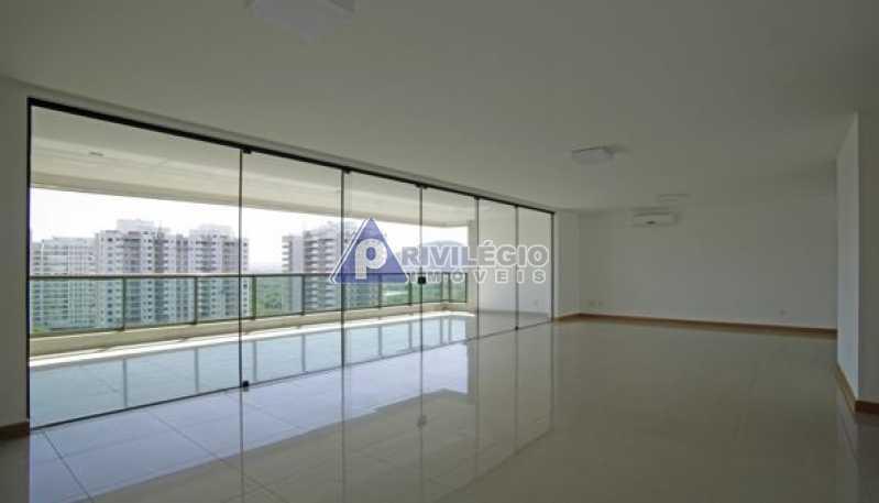 4 quartos - Barra da Tijuca - Apartamento À VENDA, Barra da Tijuca, Rio de Janeiro, RJ - LAAP40050 - 5