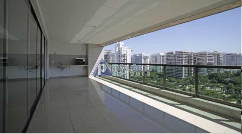 4 quartos - Barra da Tijuca - Apartamento À VENDA, Barra da Tijuca, Rio de Janeiro, RJ - LAAP40050 - 3