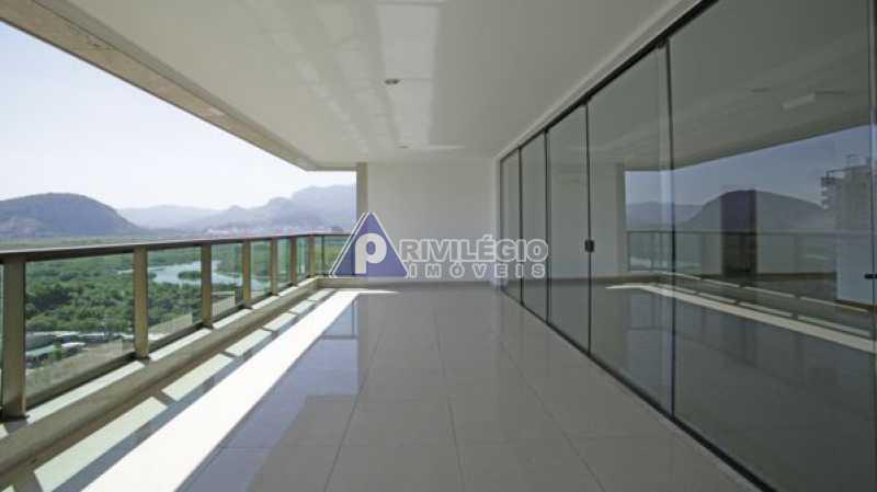 4 quartos - Barra da Tijuca - Apartamento À VENDA, Barra da Tijuca, Rio de Janeiro, RJ - LAAP40050 - 4