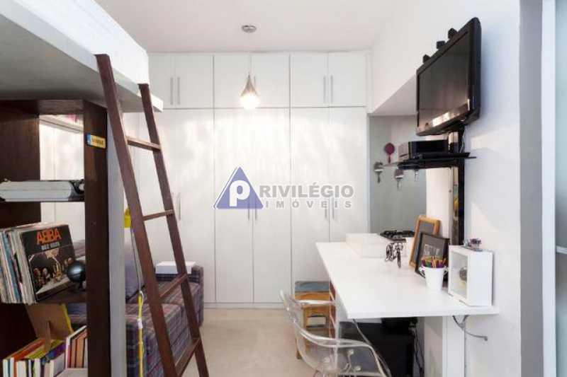 quarto/sala kitnet gloria - Gloria, Loft planejado arquiteto - BTKI10093 - 5