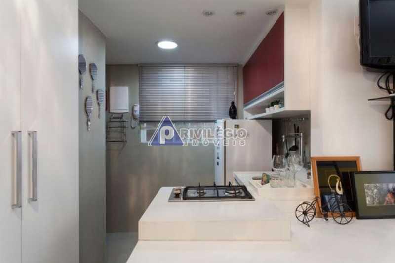 cozinha kitnet gloria - Gloria, Loft planejado arquiteto - BTKI10093 - 7