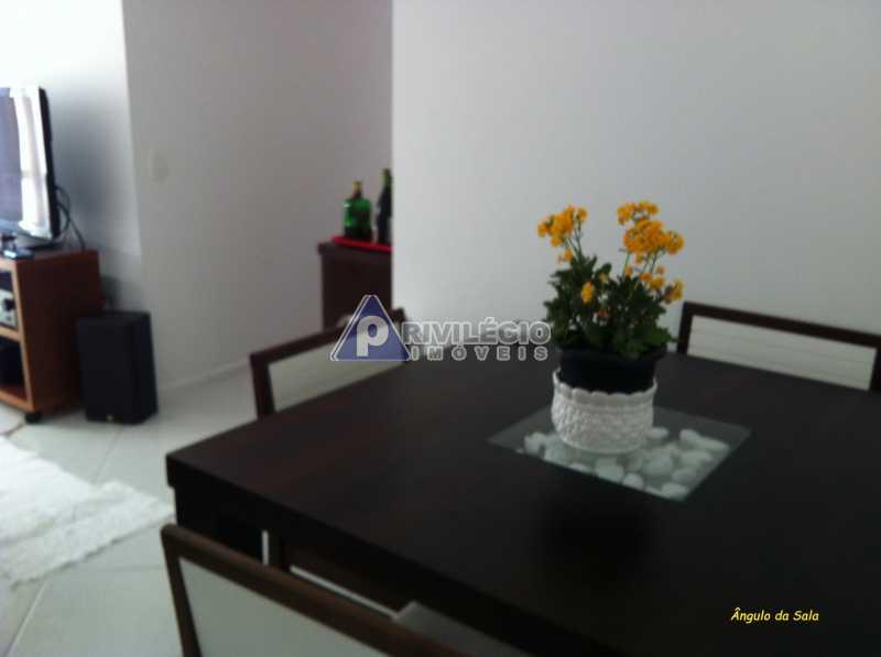 sala de estar - Apartamento À VENDA, Recreio dos Bandeirantes, Rio de Janeiro, RJ - LAAP20182 - 8