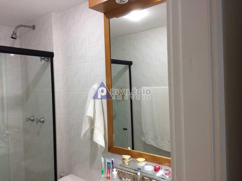 Banheiro - Apartamento À VENDA, Recreio dos Bandeirantes, Rio de Janeiro, RJ - LAAP20182 - 13