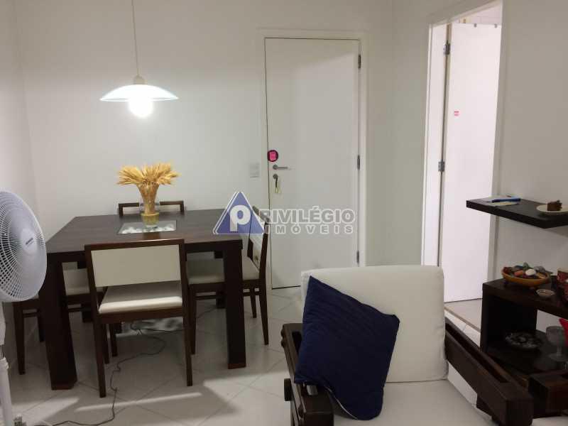 sala de estar  - Apartamento À VENDA, Recreio dos Bandeirantes, Rio de Janeiro, RJ - LAAP20182 - 7