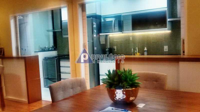 Sala 1 quarto-Porteira Fechada - Apartamento À Venda - Lagoa - Rio de Janeiro - RJ - BTAP10538 - 6