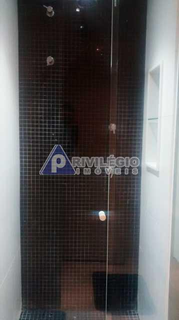 Sala 1 quarto-Porteira Fechada - Apartamento À Venda - Lagoa - Rio de Janeiro - RJ - BTAP10538 - 18