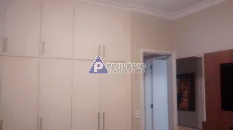 Sala 1 quarto-Porteira Fechada - Apartamento À Venda - Lagoa - Rio de Janeiro - RJ - BTAP10538 - 9