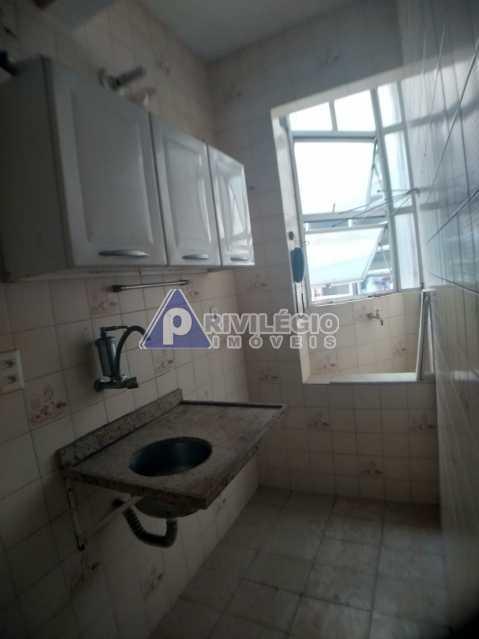 Ipanema Quarto e Sala - Apartamento À Venda - Ipanema - Rio de Janeiro - RJ - IPAP10005 - 12