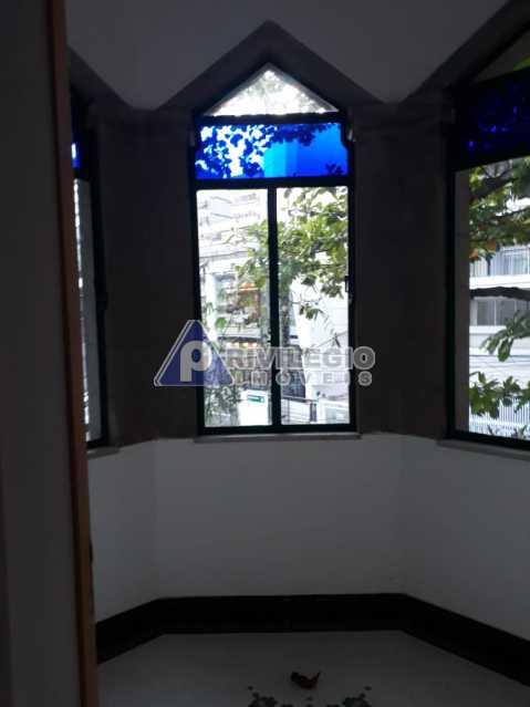 Casa duplex 3 quartos em área  - Casa À Venda - Botafogo - Rio de Janeiro - RJ - BTCA30031 - 1