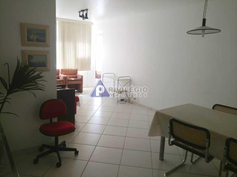 LOPES QUINTAS 2 QUARTOS - Apartamento À Venda - Jardim Botânico - Rio de Janeiro - RJ - BTAP21171 - 1