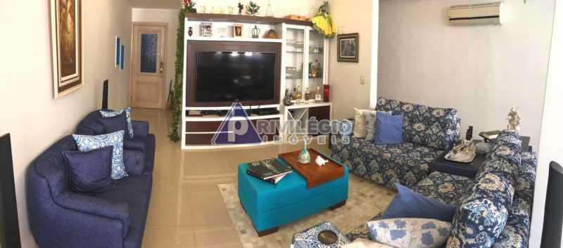 TRES QUARTOS - FLAMENGO - Apartamento À Venda - Flamengo - Rio de Janeiro - RJ - FLAP30286 - 1