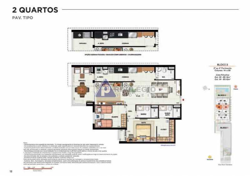 2 quartos - Botafogo - Apartamento À Venda - Botafogo - Rio de Janeiro - RJ - LAAP20248 - 21