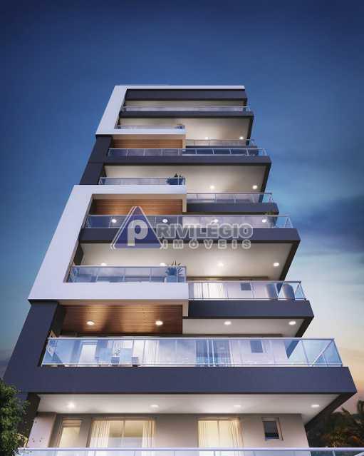 2 Quartos - Botafogo - Apartamento À Venda - Botafogo - Rio de Janeiro - RJ - LAAP20256 - 10