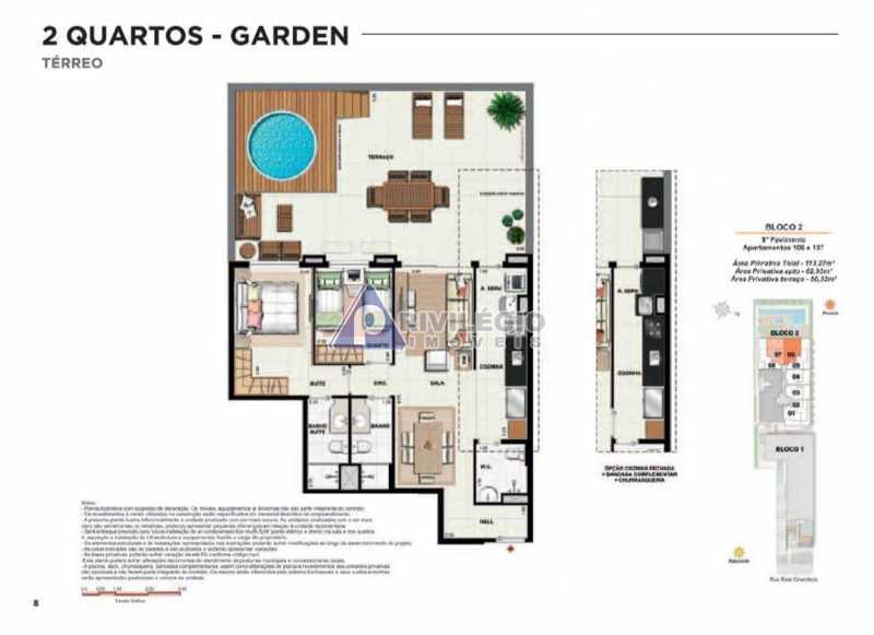 2 Quartos - Botafogo - Apartamento À Venda - Botafogo - Rio de Janeiro - RJ - LAAP20256 - 21
