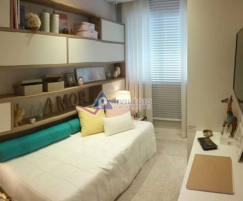 2 Quartos - Botafogo - Apartamento À Venda - Botafogo - Rio de Janeiro - RJ - LAAP20256 - 23
