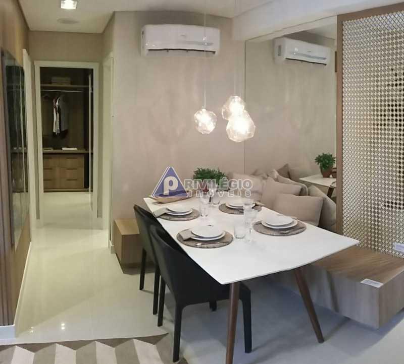 2 Quartos - Botafogo - Apartamento À Venda - Botafogo - Rio de Janeiro - RJ - LAAP20256 - 25