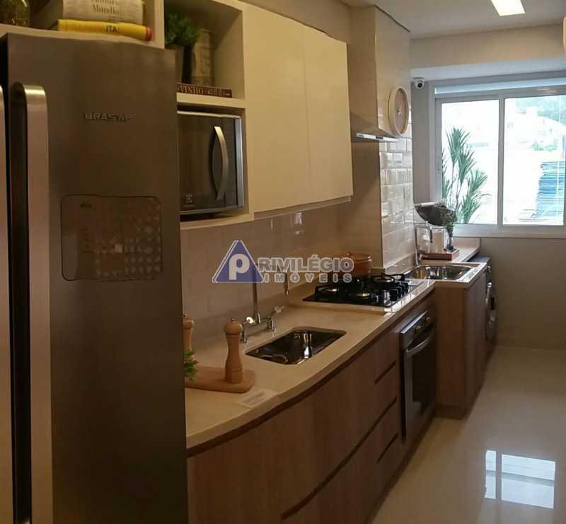 2 Quartos - Botafogo - Apartamento À Venda - Botafogo - Rio de Janeiro - RJ - LAAP20257 - 9