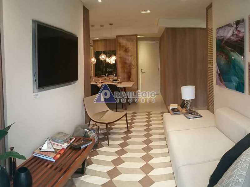 2 Quartos - Botafogo - Apartamento À Venda - Botafogo - Rio de Janeiro - RJ - LAAP20257 - 24