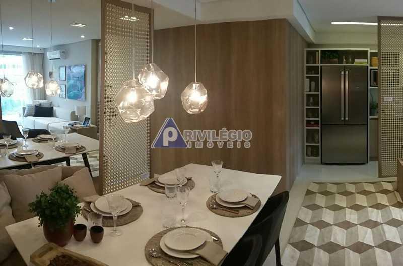 2 Quartos - Botafogo - Apartamento À Venda - Botafogo - Rio de Janeiro - RJ - LAAP20257 - 26