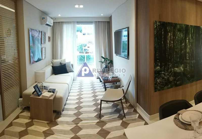 2 Quartos - Botafogo - Apartamento À Venda - Botafogo - Rio de Janeiro - RJ - LAAP20257 - 27