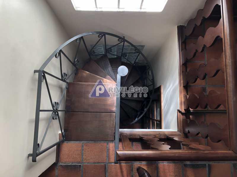 Casa Catete  - Casa de Vila À Venda - Catete - Rio de Janeiro - RJ - FLCV10001 - 25
