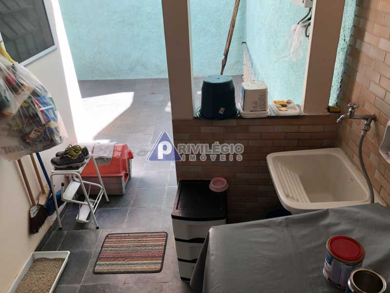 Casa Catete  - Casa de Vila À Venda - Catete - Rio de Janeiro - RJ - FLCV10001 - 12