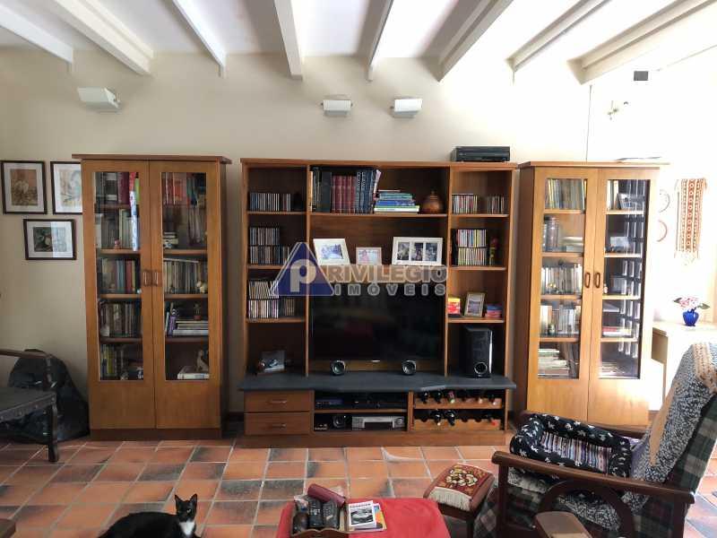 Casa Catete  - Casa de Vila À Venda - Catete - Rio de Janeiro - RJ - FLCV10001 - 1