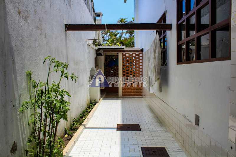 Casa - Jardim Botânico - Casa À Venda - Jardim Botânico - Rio de Janeiro - RJ - HMCA40001 - 12