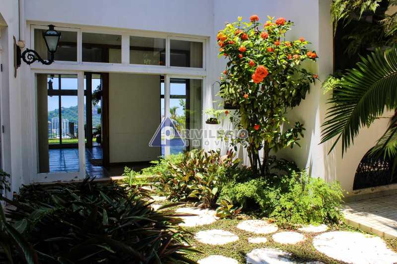 Casa - Jardim Botânico - Casa À Venda - Jardim Botânico - Rio de Janeiro - RJ - HMCA40001 - 9