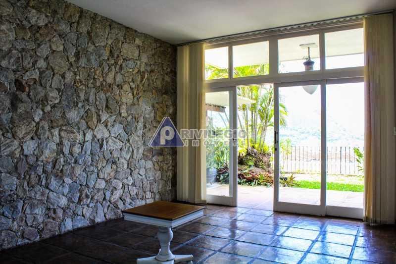 Casa - Jardim Botânico - Casa À Venda - Jardim Botânico - Rio de Janeiro - RJ - HMCA40001 - 5